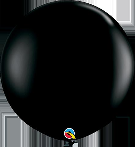 onyx black latex