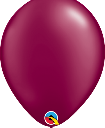 "43769 Pearl Burgundy 11"" Latex"