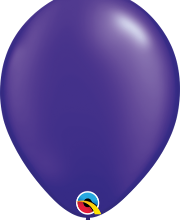 "43784 Pearl Quartz Purple 11"" Latex"