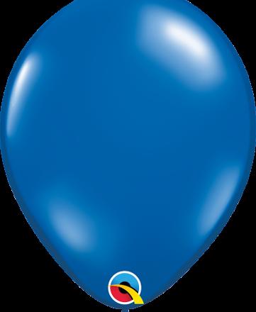 "43793 Sapphire Blue Jewel 11"" latex"