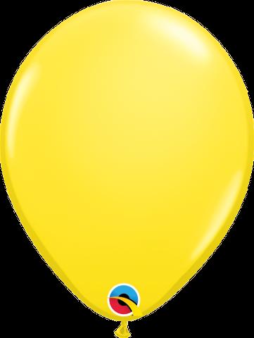 Yellow latex