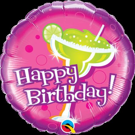 33331 Birthday - Forget The Cake mylar balloon
