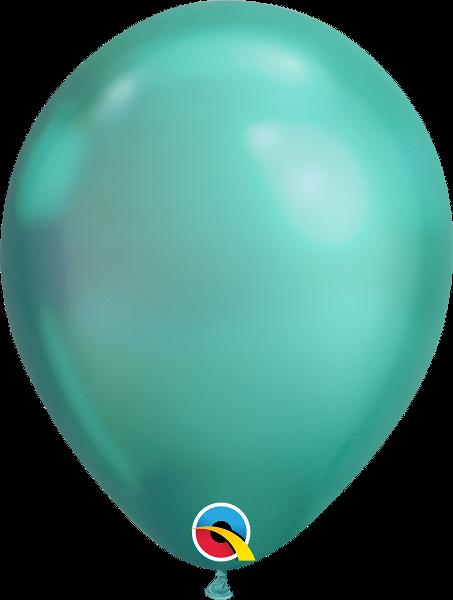 """58273 Chrome Green 11"""" Latex"""