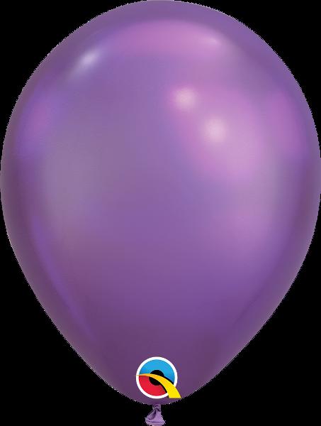 "58274 Chrome Purple 11"" Latex"