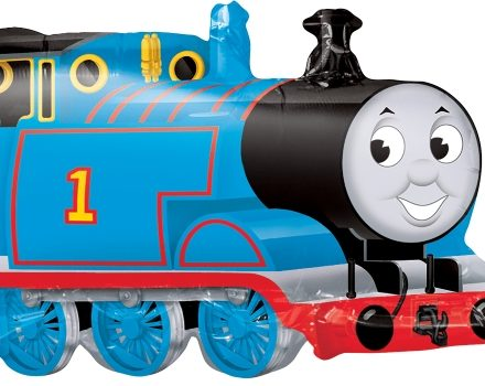 "06966 Thomas The Tank Engine 30"" x 20"" Mylar Balloon"