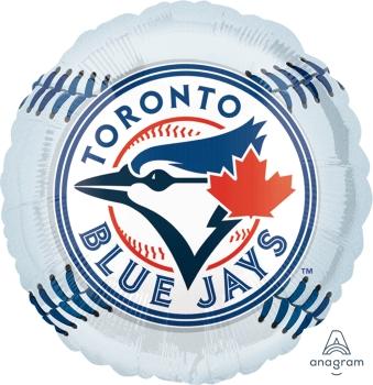 Toronto Blue Jays Mylar Balloon