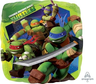 Teenage Mutant Ninja Turtles Mylar Balloon