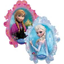 "Frozen 25"" x 31"" Mylar Balloon"