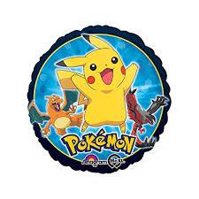 Pokemon Mylar Balloon