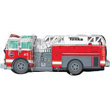 "29465 Tonka Truck 35"" x 13"" Mylar Balloon"