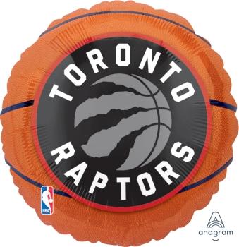 31688 Toronto Raptors Mylar Balloon