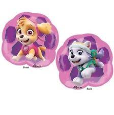 "34269 Paw Patrol Skye & Everest 25"" x 23"" Mylar Balloon"
