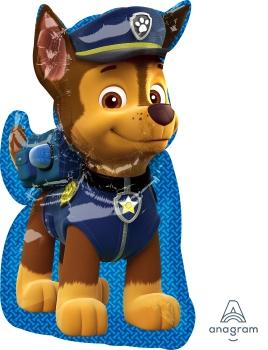 "34495 Paw Patrol Chase 23"" x 31"" Mylar Balloon"