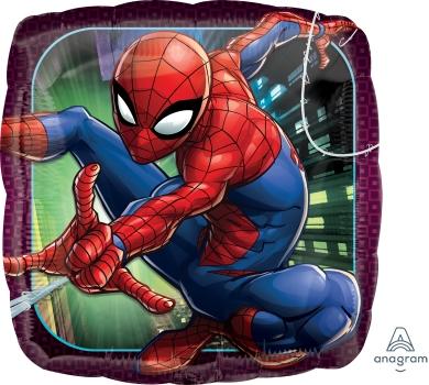 Spider Man Mylar Balloon