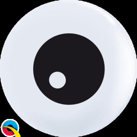 60299 Friendly Eyeball 5 inch latex balloon