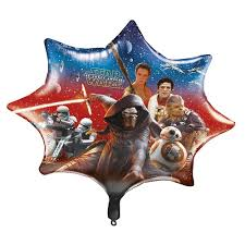 "Star Wars 28"" Mylar Balloon"