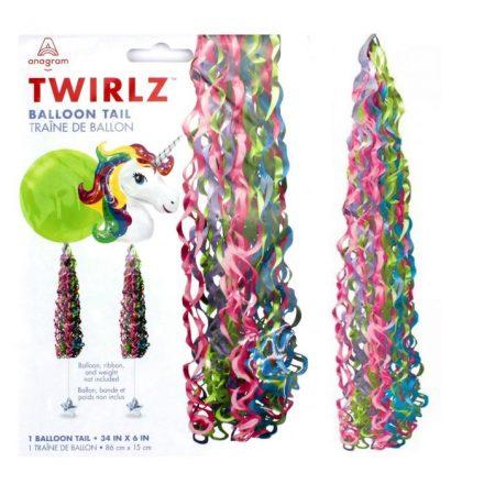 Twirlz Pink, Blue, Lime, Purple Colours
