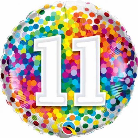 rainbow confetti #11