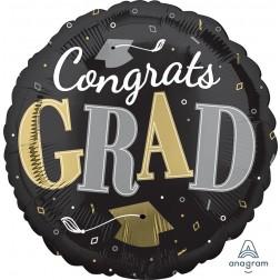 congrats grad mylar 41085