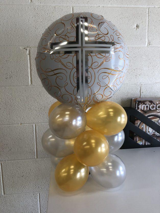 Table Top balloon Centre Piece